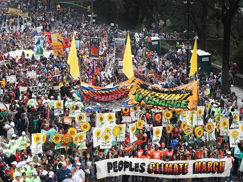 Marche pour le Climat 25 mai
